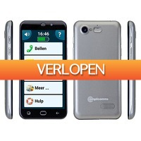 Groupdeal 2: Senioren smartphone PowerTel M9500