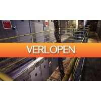 Groupon 2: Prison Island: bij Kartfabrique in Utrecht
