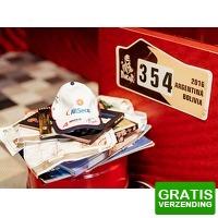 Bekijk de deal van Tripper Tickets: Dakar Challenge Escape Room bij Coronel