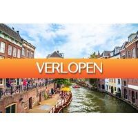 Traveldeal.nl: 4- of 7-daagse vakantie bij de Utrechtse Heuvelrug