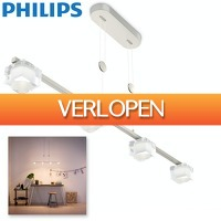 6deals.nl: Philips myLiving Tibris hanglamp LED