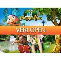 Tripper Tickets: Avontuurlijke attracties in een natuurdecor bij Plopsa Coo