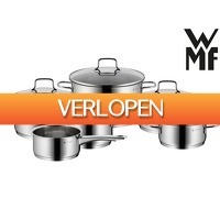 iBOOD.be: 6x WMF 18/10 Cromargan Astoria pan