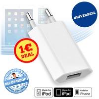 Bekijk de deal van voorHEM.nl: 220V USB-stekker