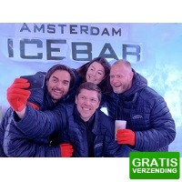 Bekijk de deal van Tripper Tickets: Amsterdam Icebar