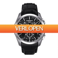 Watch2day.nl: Tissot Couturier T035.617.16.051.00 Chronograph
