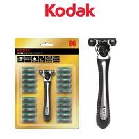 Bekijk de deal van One Day Only: Kodak Ultra 3 scheermes + 20 opzetstukken