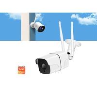 Bekijk de deal van DealDonkey.com: Denver SHO-110 Outdoor Wifi/IP camera met luidspreker
