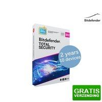 Bekijk de deal van iBOOD.com: Bitdefender Total Security 2020