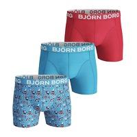 Bekijk de deal van Plutosport offer: 3 x Bjorn Borg Midsummer boxers