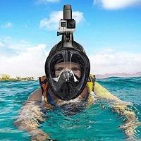 Bekijk de deal van MegaGadgets: Snorkelmasker