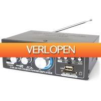 MaxiAxi.com: SkyTronic AV-360 USB/MP3 versterker