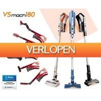 Voordeelvanger.nl 2: Snoerloze steelstofzuiger VSmach180