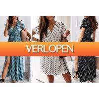 VoucherVandaag.nl 2: Polkadot jurken