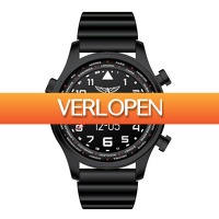 Watch2day.nl: Aviator F-Series AVW79215G360 smartwatch