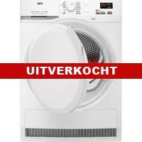 Bekijk de deal van Coolblue.nl 1: AEG T6DBC482 condensdroger