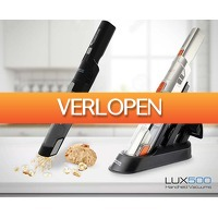 Groupdeal 2: TurboTronic LUX-500 Kruimeldief