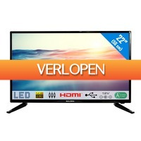 iBOOD Electronics: Salora Full HD televisie 22LED1600