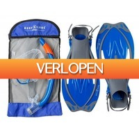 Avantisport.nl: Aqua Lung Sport Yucatan Pro Set complete snorkelset