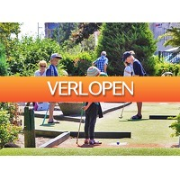 Tripper Tickets: Midgetgolfen bij Adventure Park De Rollygolf in Noordwijk!