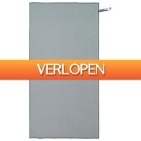 HEMA.nl: Microvezelhanddoek 110 x 175 grijs