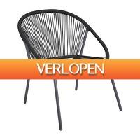 Xenos.nl: Stapelstoel metaaldraad