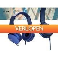 DealDonkey.com 2: Sony MDR-XB550 extra bass koptelefoon