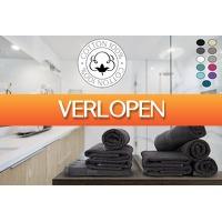 VoucherVandaag.nl 2: Luxe handdoeken of badhanddoeken