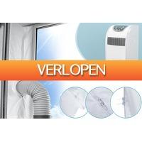 VoucherVandaag.nl: Universele raamafdichting voor mobiele airco's - extra goedkoop