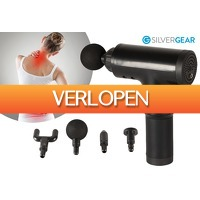 VoucherVandaag.nl 2: Silvergear draadloos massage apparaat
