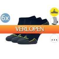 iBOOD Sports & Fashion: 6 paar Nomad hiking sokken