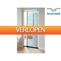 iBOOD.com: Bruynzeel plisse hordeur S900