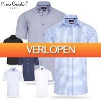 6deals.nl: Overhemden met korte mouw van Pierre Cardin