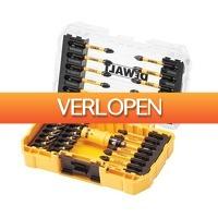 Gereedschapcentrum.nl: Dewalt DT70737T31-delige bitset in cassette - PH/PZ/TX