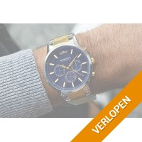 Veiling: Amsterdam herenhorloge van Rotorcraft