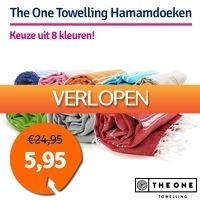 1dagactie.nl: The One Towelling hamamdoek