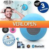 voorHEM.nl: Bluetooth shower speaker