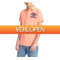 Plutosport offer: Superdry Classic Superstate polo