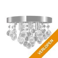 vidaXL plafondlamp kroonluchterontwerp