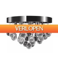 VidaXL.nl: vidaXL plafondlamp kroonluchterontwerp