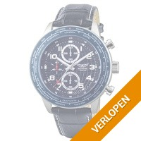 Aviator F-Series Chronograph met extra NATO band