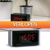 DealDigger.nl 2: Sinji Bluetooth alarm wekker radio
