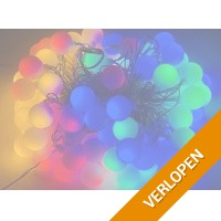 Partyverichting multi color 80 LED's