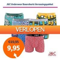 1dagactie.nl: J&C Underwear boxershort verrassingspakket