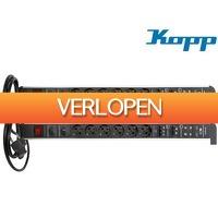 iBOOD DIY: Duopack Kopp powerstrip 6 plugs switch