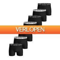 Plutosport offer: Bjorn Borg Solids boxershorts (7-pack)