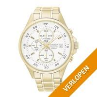 Seiko Quartz Chronograph SKS632P1 heren horloge 43mm