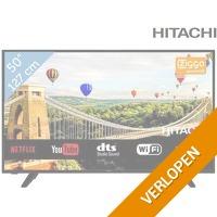 Hitachi 50 inch 4K Ultra HD Smart TV