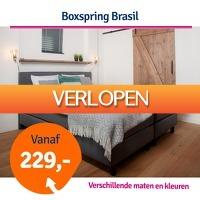 1dagactie.nl: Boxspring Brasil