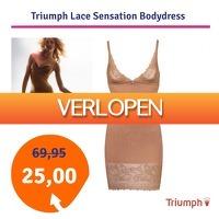 1dagactie.nl: Triumph Lace Sensation Bodydress